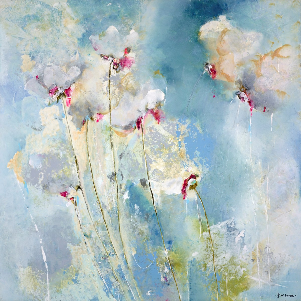 Euphoria IV by emilija pasagic -  sized 36x36 inches. Available from Whitewall Galleries